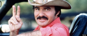 American actor Burt Reynolds as Bo 'Bandit' Darville, in 'Smokey And The Bandit', 1977. (Photo by Silver Screen Collection/Getty Images)