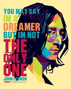 Music_and_Musicians_Collection_-_John_Lennon_-_Imagine_-_Graphic_Art