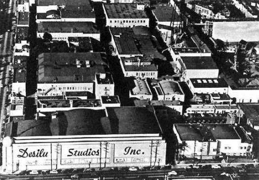 Vintage-Desilu-Studios
