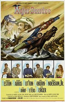 220px-Major_Dundee_Poster