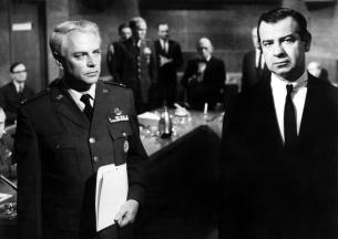 FAIL-SAFE, Dan O'Herlihy, Walter Matthau, 1964