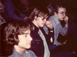 1976 02-26 Mike Tom Keith