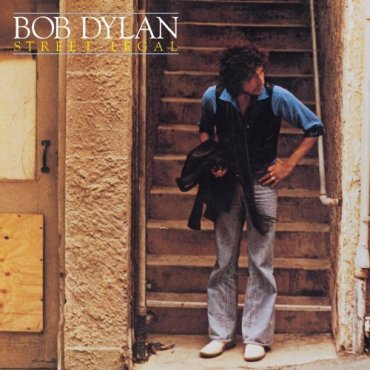 Street-Legal-by-Bob-Dylan