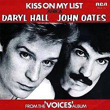KissOnMyListHall&Oates