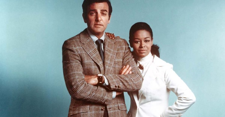 MANNIX, Mike Connors, Gail Fisher, 1967-1975