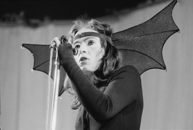 Peter Gabriel In Costume