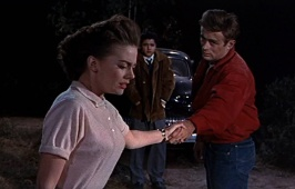 rebel-without-a-cause-1955-car-wreck-james-dean-natalie-wood-sal-mineo