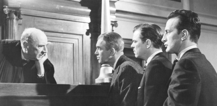 Anatomy of a murder (3) (Preminger)