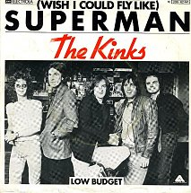 the-kinks-superman-wish-i-could-fly-like-arista-s