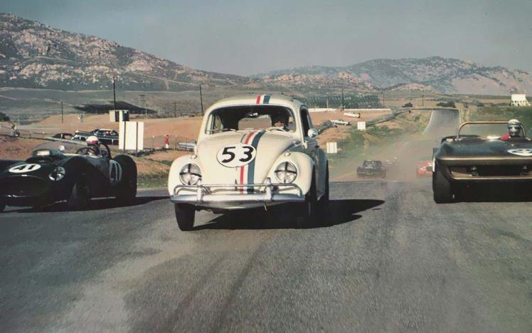 Herbie-The-Love-Bug-Robert-Stevenson