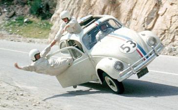 Movie-Car-Herbie-1963-Volkswagen-The-Love-Bug