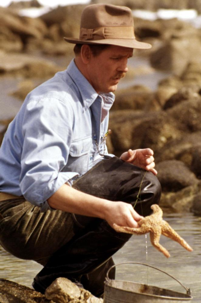 CANNERY ROW, Nick Nolte, 1982, (c) MGM