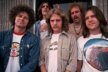 California Rock Band The Eagles