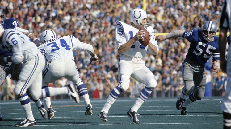 Super Bowl V: Dallas Cowboys v Baltimore Colts