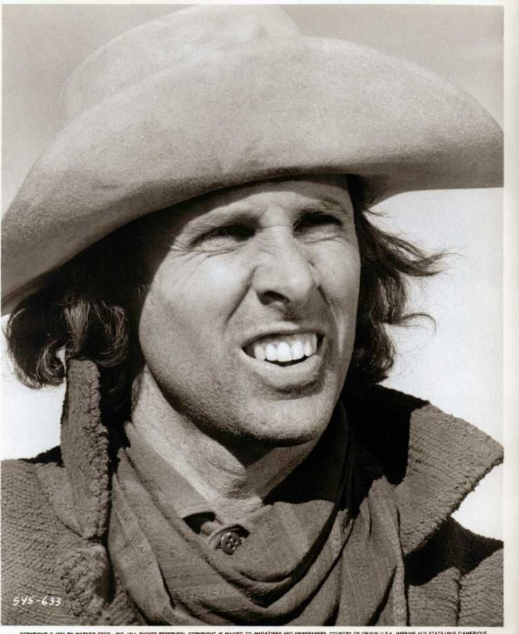 Dern in The Cowboys
