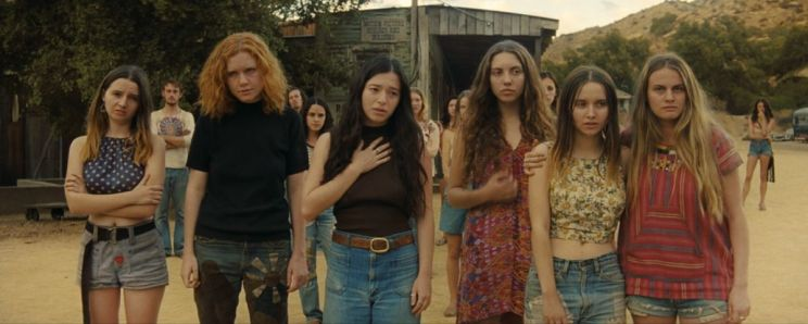 The Manson Family at Spahn Movie Ranch