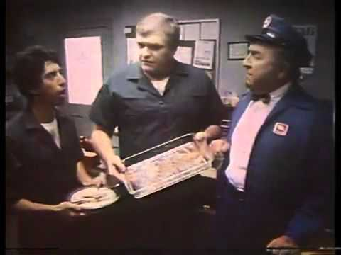 Dennehy in a Maytag commerical.