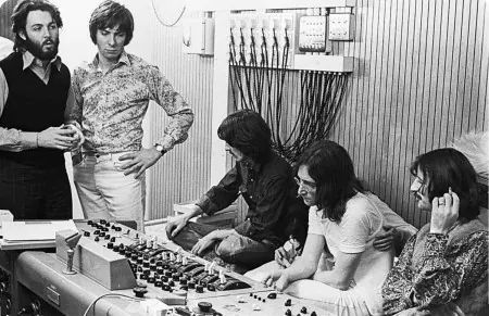 Glyn Johns and the Beatles, Let it Be.